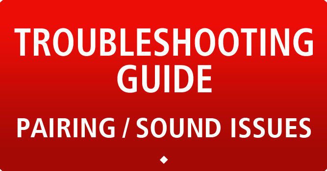 TROUBLESHOOTING GUIDE